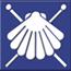Jakobsweg Süd Route