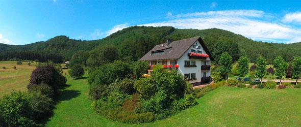 Umgebung Hotel Waldeck