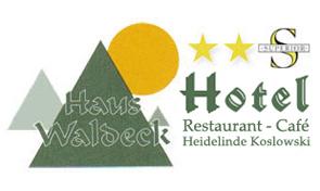 Hotel Restaurant Cafe Waldeck